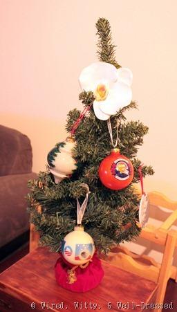 Armo-Tran's 1st Christmas Tree