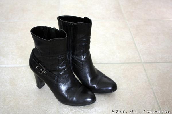 Alfani Ankle Boots (Macy's)
